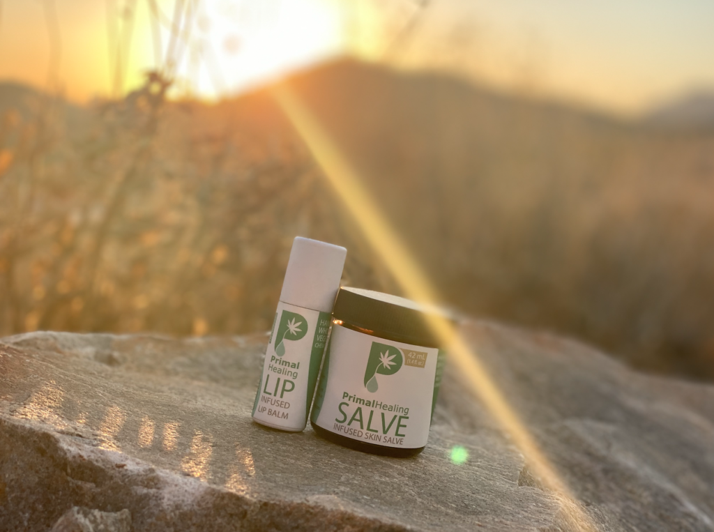 Primal Healing Hemp Topicals and Skincare